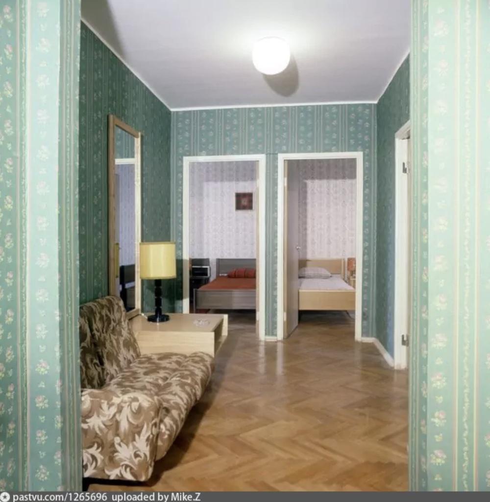 3-х комнатная квартира в панельном доме П-3 для участников Олимпиады-80